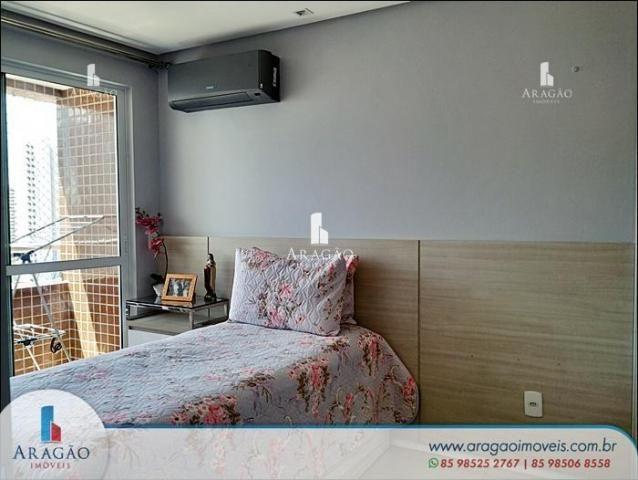 Apartamento à venda, 106 m² por r$ 850.000,00 - aldeota - fortaleza/ce - Foto 15