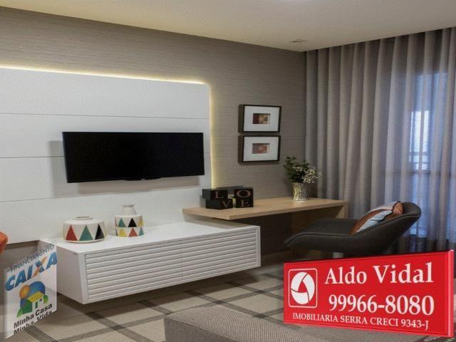 ARV84- Aptº em Morada de Laranjeiras, Térreo + Quintal, Via Jardins a partir de 163 Mil