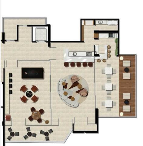 AP0627 - Venha conhecer o Rooftop Canuto 1000! - Foto 6