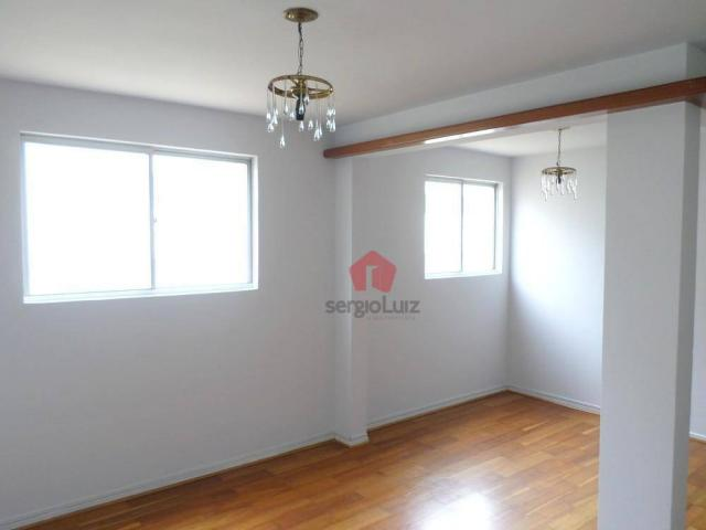 Apartamento com 02 dormitórios para locação no bairro Capão Raso - Curitiba/PR - Foto 3