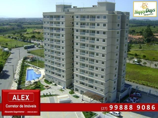 ALX - 01 - Happy Days - Apartamento 2 Quartos/Suíte - Morada de Laranjeiras