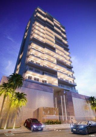 Em construção na Praia de Itapuã - Raridade: 03 quartos de 108 m2 privativos