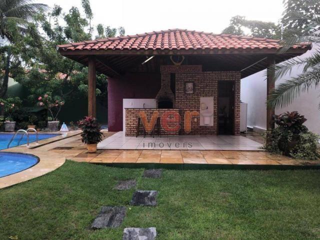 Casa com 5 dormitórios à venda, 330 m² por R$ 750.000 - Edson Queiroz - Fortaleza/CE - Foto 15
