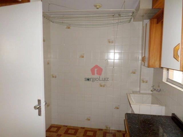 Apartamento com 02 dormitórios para locação no bairro Capão Raso - Curitiba/PR - Foto 8