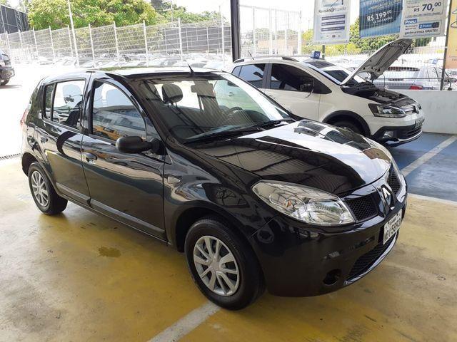 Renault Sandero Expression 1.0 16V (Flex)  - Foto 3