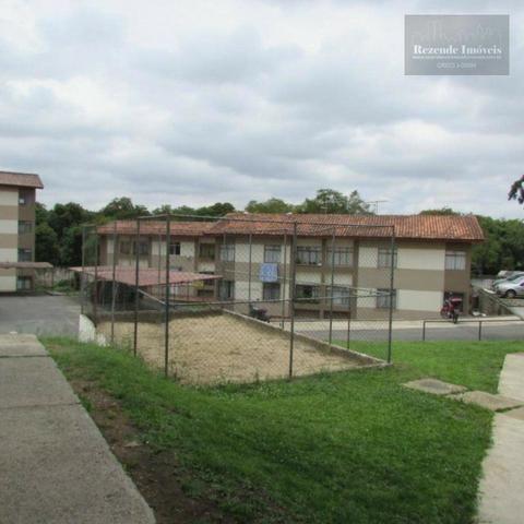 F-AP1473 Excelente Apartamento com 2 dormitórios à venda, 40 m² por R$ 98.000 - Fazendinha - Foto 14