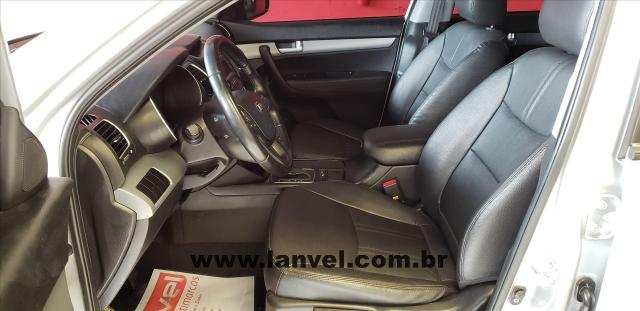 KIA SORENTO 2014/2015 2.4 16V GASOLINA EX AUTOMÁTICO - Foto 8