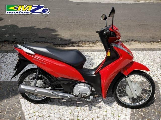 Honda Biz 110 I 2018 Vermelha com 5.000 km - Foto 2