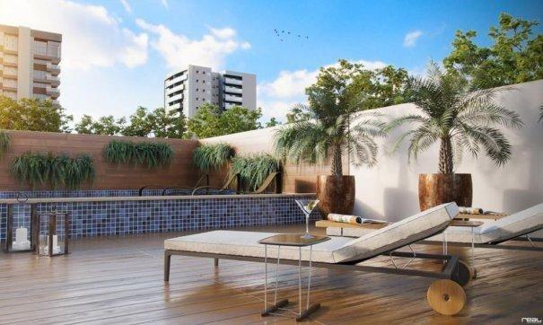 Em construção na Praia de Itapuã - Raridade: 03 quartos de 108 m2 privativos - Foto 12