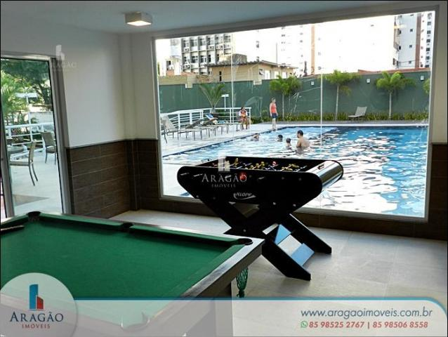 Apartamento à venda, 106 m² por r$ 850.000,00 - aldeota - fortaleza/ce - Foto 20