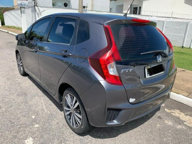Honda Fit Ex 2015 Automatico - Foto 2