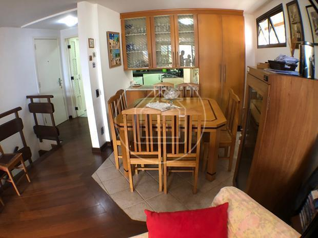 Apartamento à venda com 3 dormitórios em Jardim botânico, Rio de janeiro cod:763737 - Foto 5