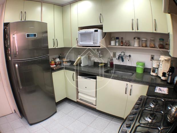 Apartamento à venda com 3 dormitórios em Jardim botânico, Rio de janeiro cod:763737 - Foto 15