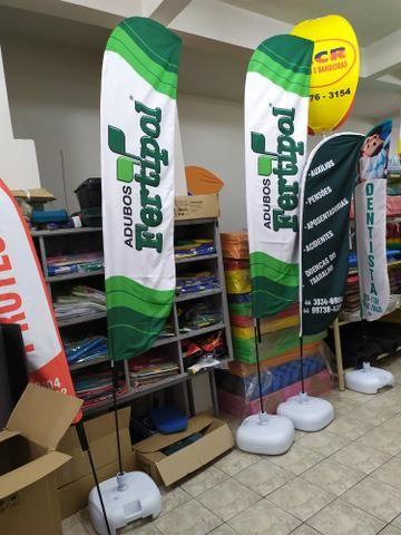 Flag Banner ou Wind Banner - Foto 3
