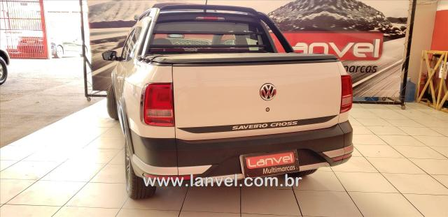 SAVEIRO 2018/2019 1.6 CROSS CD 16V FLEX 2P MANUAL - Foto 4
