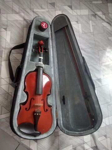 Violino vogga infantil