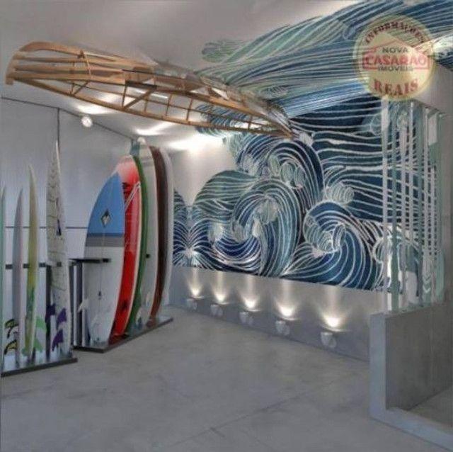 Apartamento com 2 dormitórios à venda, 83 m² R$ 442.000,00 -Canto do Forte, Praia Grande - Foto 17
