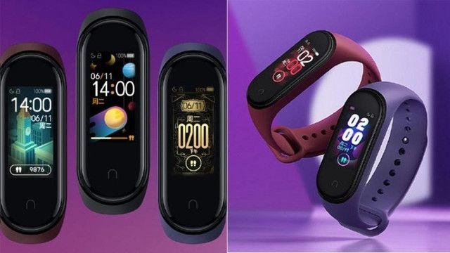 Xiaomi Mi Band 4 Pulseira Smart Prova Dagua Relógio Original Lacrada - Loja Natan Abreu - Foto 2