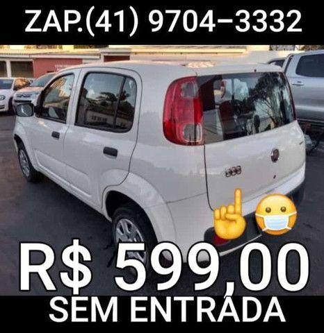 Vivace R$ 599,00 Sem Entrada 4 Portas ! - Foto 2