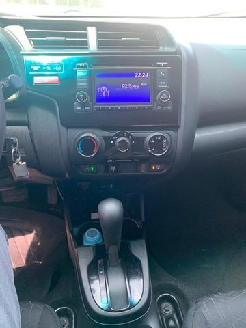 Honda Fit Ex 2015 Automatico - Foto 8