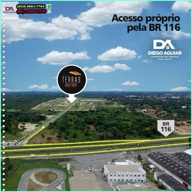 """R$169,70""""Loteamento em Bairro Planejado em Horizonte ! - Foto 5"""