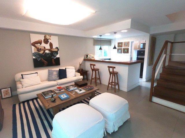 Lindo apartamento duplex Leblon