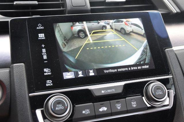 Civic Touring CVT 1.5 Top De Linha / Teto Solar / Baixo KM - Foto 6