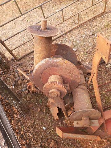 Catraca de cabo de aço - Foto 4