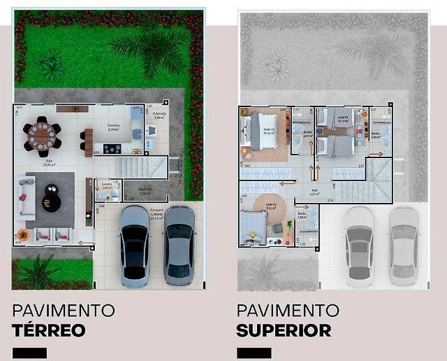 Vero Vitá Residenza Condomínio Fechado de Sobrados - Foto 10