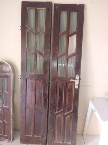 Portas de Massaranduba