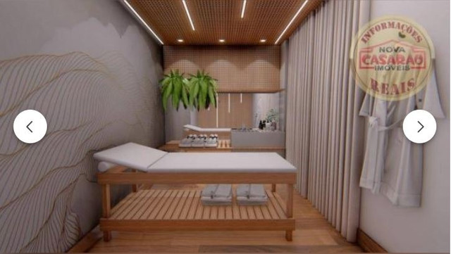 Apartamento com 2 dormitórios à venda, 83 m² R$ 442.000,00 -Canto do Forte, Praia Grande - Foto 16