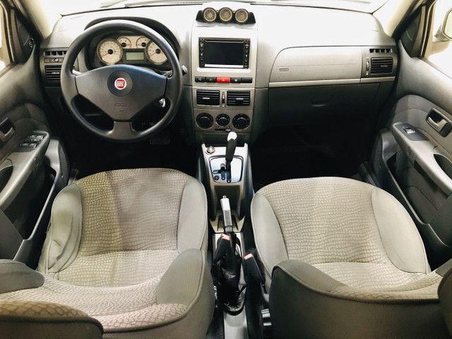Fiat Palio Wekend Adventure 1.8 , automatico , aceito troca  - Foto 7