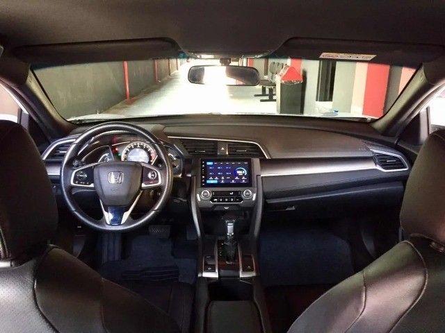 Honda Civic 2.0 Ex Flex Aut. 4p assumir-Financiamento - Foto 2