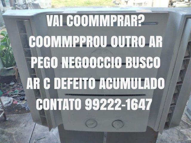 Ar Condicionado 7.500 Btu 127V Economico Entrego Gratis Ac Cartão 5x Pix Testo
