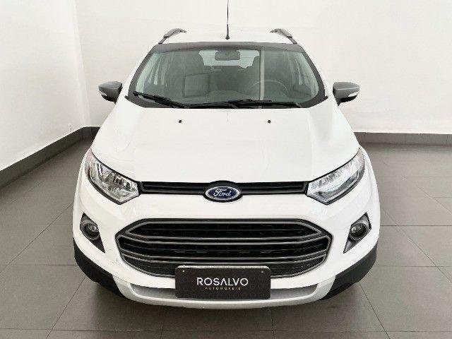 Ford Ecosport 1.6 Freestyle + Couro e Pneus novos