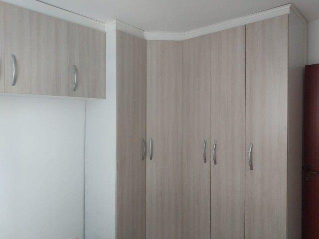 Cod.:3088 Apartamento, a venda, 2 quartos, armários, 1 vaga coberta no São João Batista - Foto 4