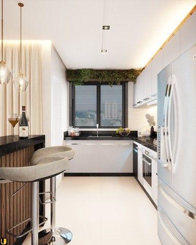 Apartamento com 3 quartos | 1 suíte e 2 semi-suítes | Varanda Gourmet | 2 vagas | Bairro F - Foto 3