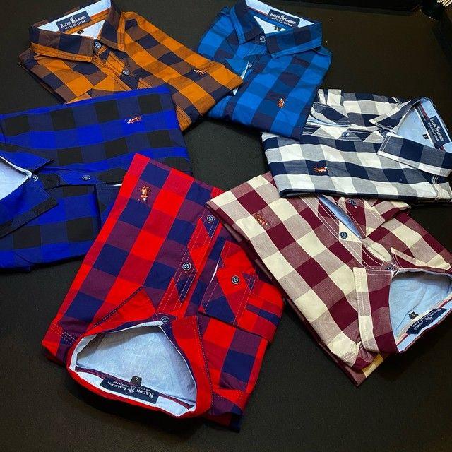 Camisa Xadrez Manga Longa - Loft For Men - Foto 2