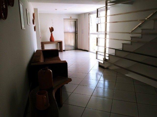 Cabo Branco a 180m da praia, apartamento 1 quarto - Foto 2