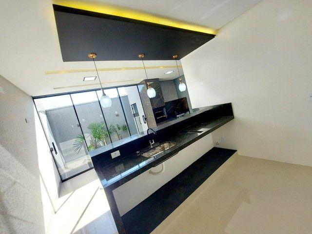 Casa para venda com 125 metros quadrados com 3 quartos no Residencial Veredas dos Buritis - Foto 17