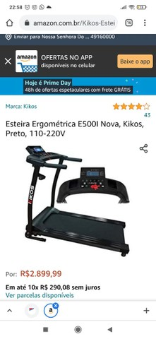 Esteira Ergométrica - Foto 5