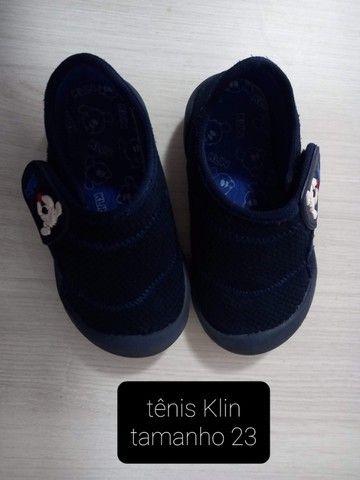kit -3 tênis e 1 sandália infantil  ( cada unidade sai por R$ 22.50) - Foto 2