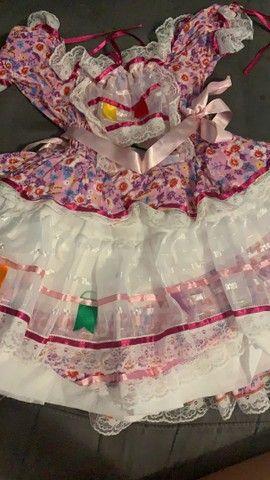 Vestido matuta de São João  - Foto 2