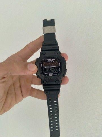 Relógio G-Shock DW5600 Preto fosco (estilo retrô) - Foto 3