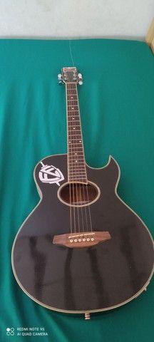 Vendo violão Eagle gl36 elétrico