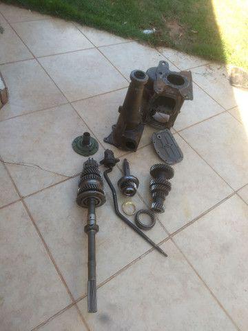 Conjunto de engrenagens da f-1000 diesel - Foto 5