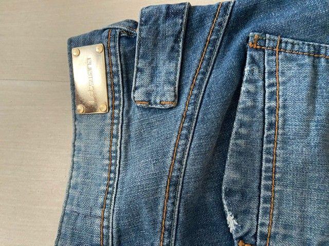 Short jeans Botswana tam 40 - Foto 2