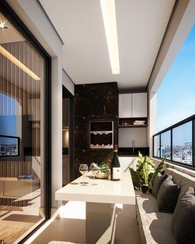 Apartamento com 2 quartos   1 suíte   Varanda Gourmet   2 vagas   Bairro Jardim Finotti - Foto 8