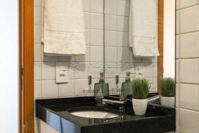JO-Lindo apartamento mobiliado com 3/4 em Muro Alto - Foto 15
