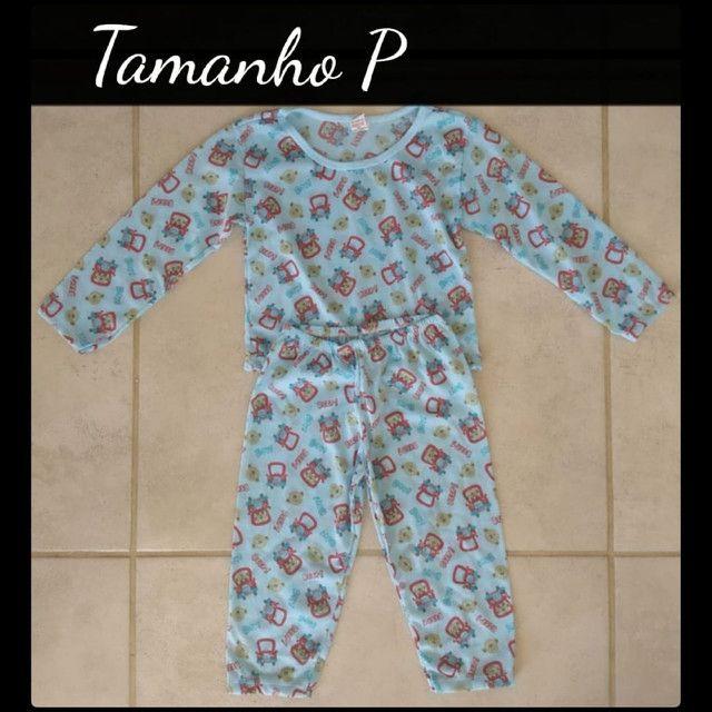Pijamas infantis 19,99 - Foto 2